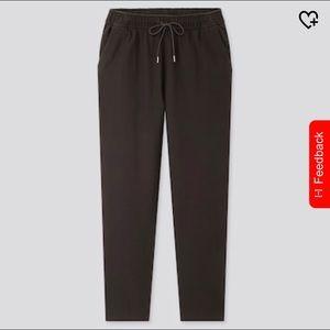Denim Jersey Pants